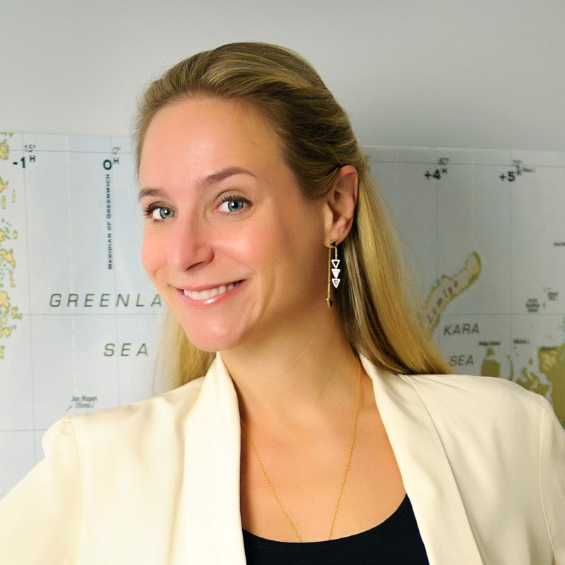 Melissa Lee, Travel + Leisure A-List Travel Agent specializing in travel to Scandinavia and Iceland
