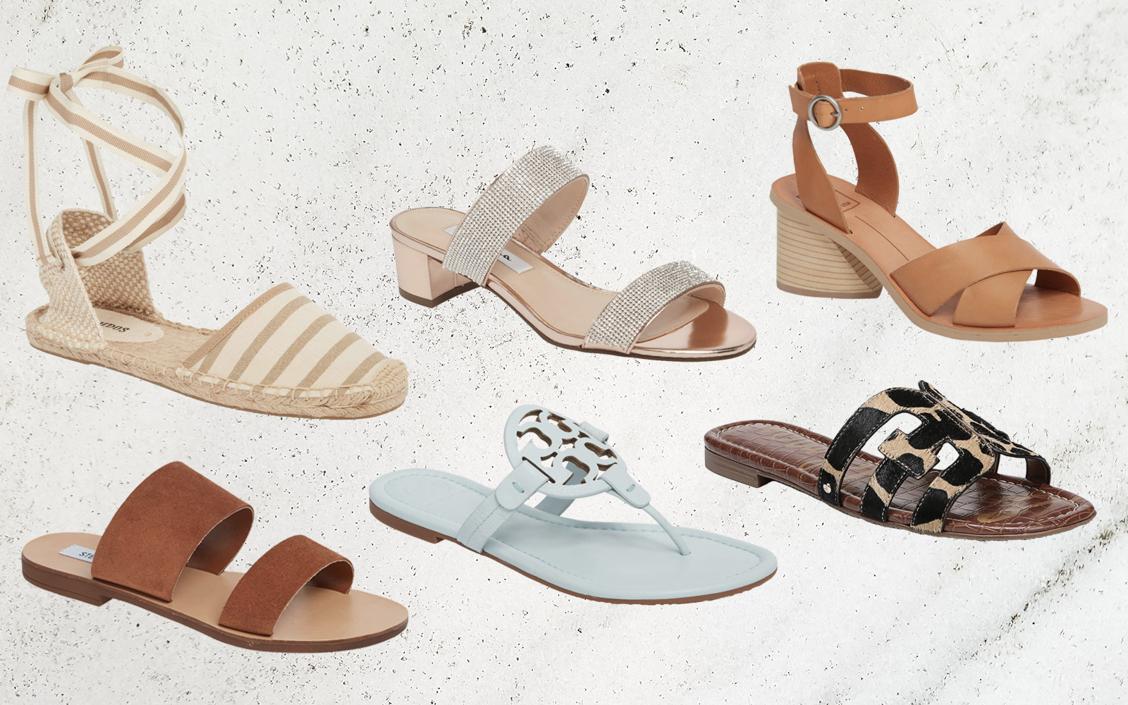 The Best Sandals from Nordstrom's Huge Summer Sale