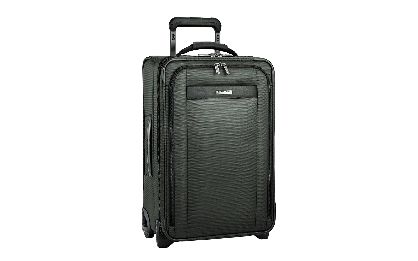 53efdc36e9aa Best carry-on to bring  Briggs   Riley Transcend VX Tall Carry-On  Expandable Spinnerthis link opens in a new tab