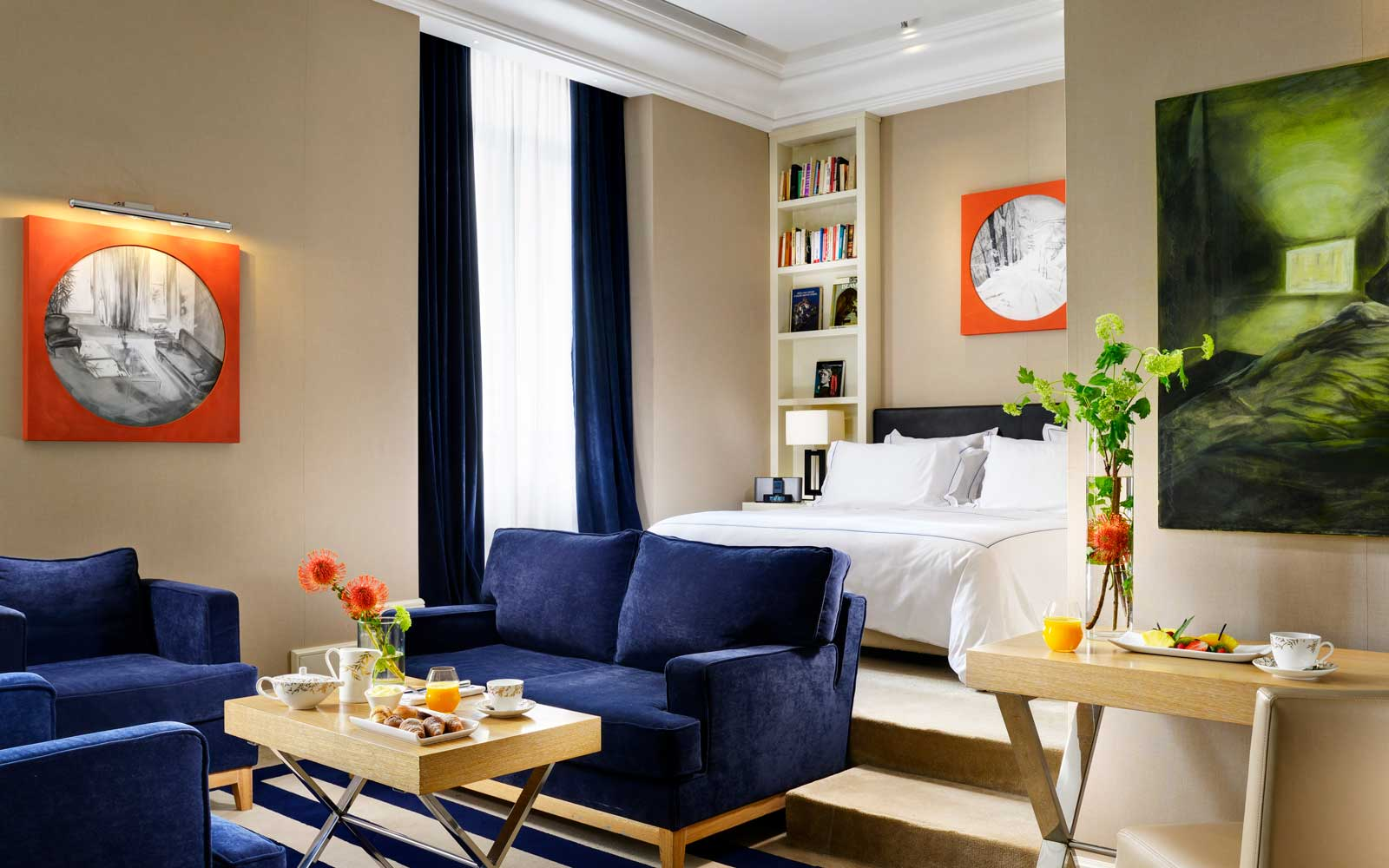 Get 30% off Stays at This Lavish Art-Centered Hotel in Rome