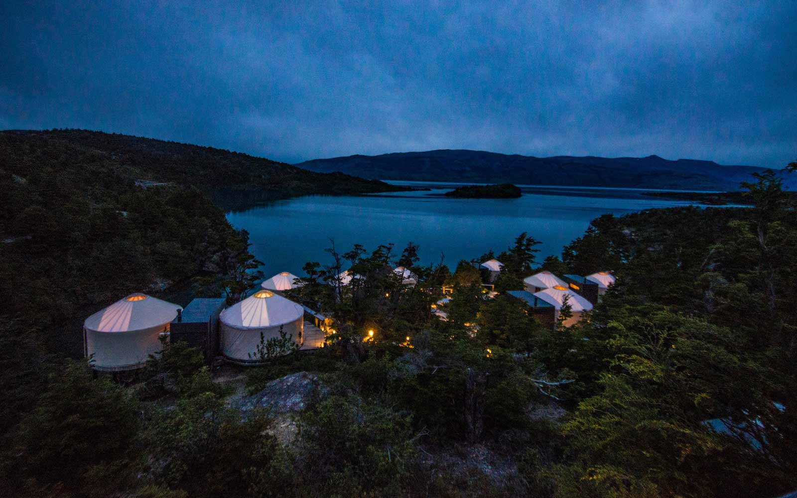 Enjoy 30% off Stays at a Glamping Retreat in Torres del Paine National Park