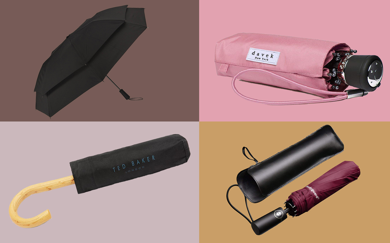 The Best Travel Umbrellas That Fit in Your Carry-on Bag