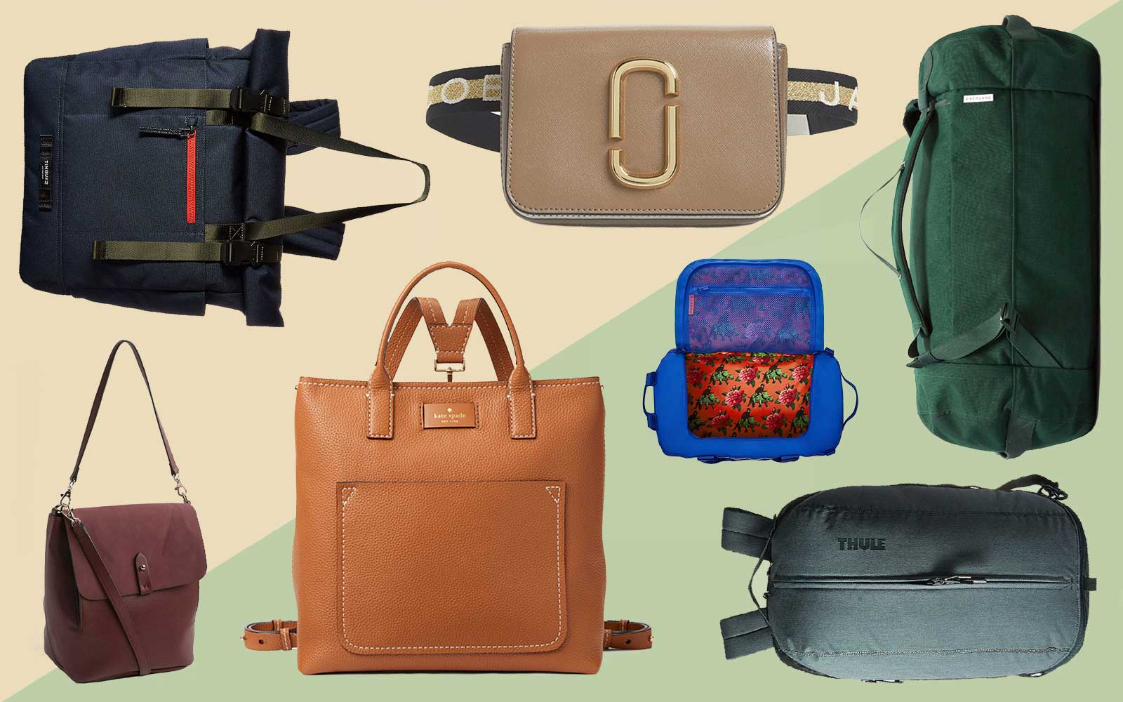 edc93be9b9 13 Convertible Bags That Do Double (and Triple) Duty