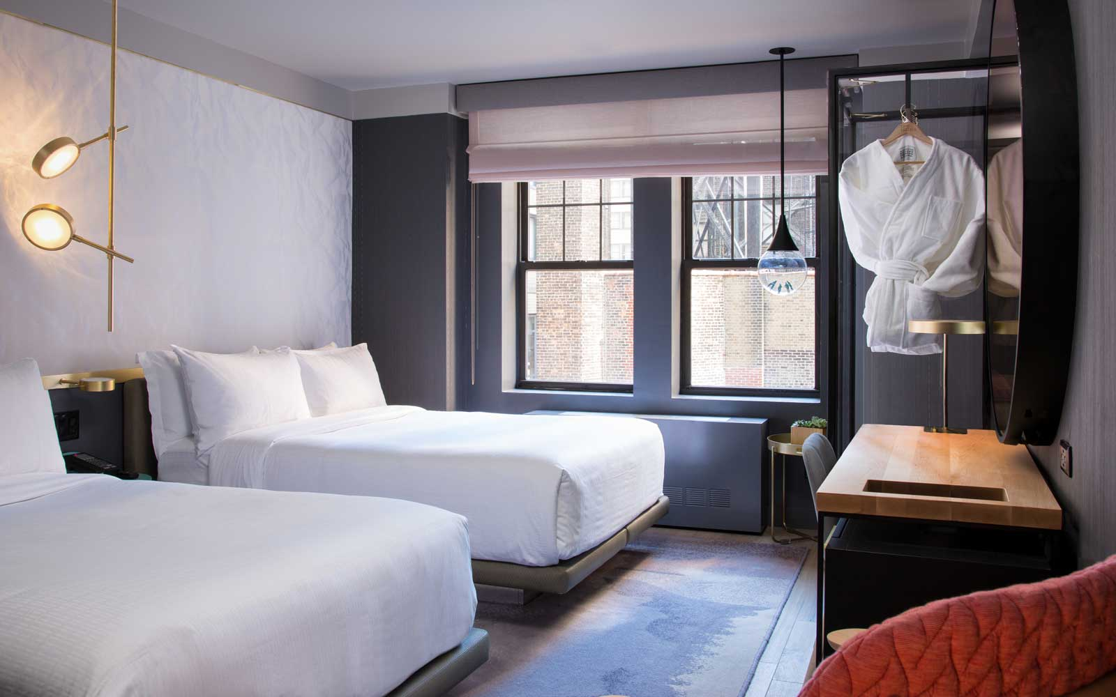 Save 30% off Stays at the Time Hotel, A Glamorous Sleep in New York's Theater District