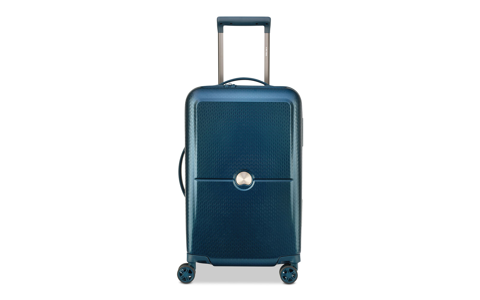 Best Lightweight Carry-on: Delsey Turenne International Carry-on Hardside Spinner Suitcase