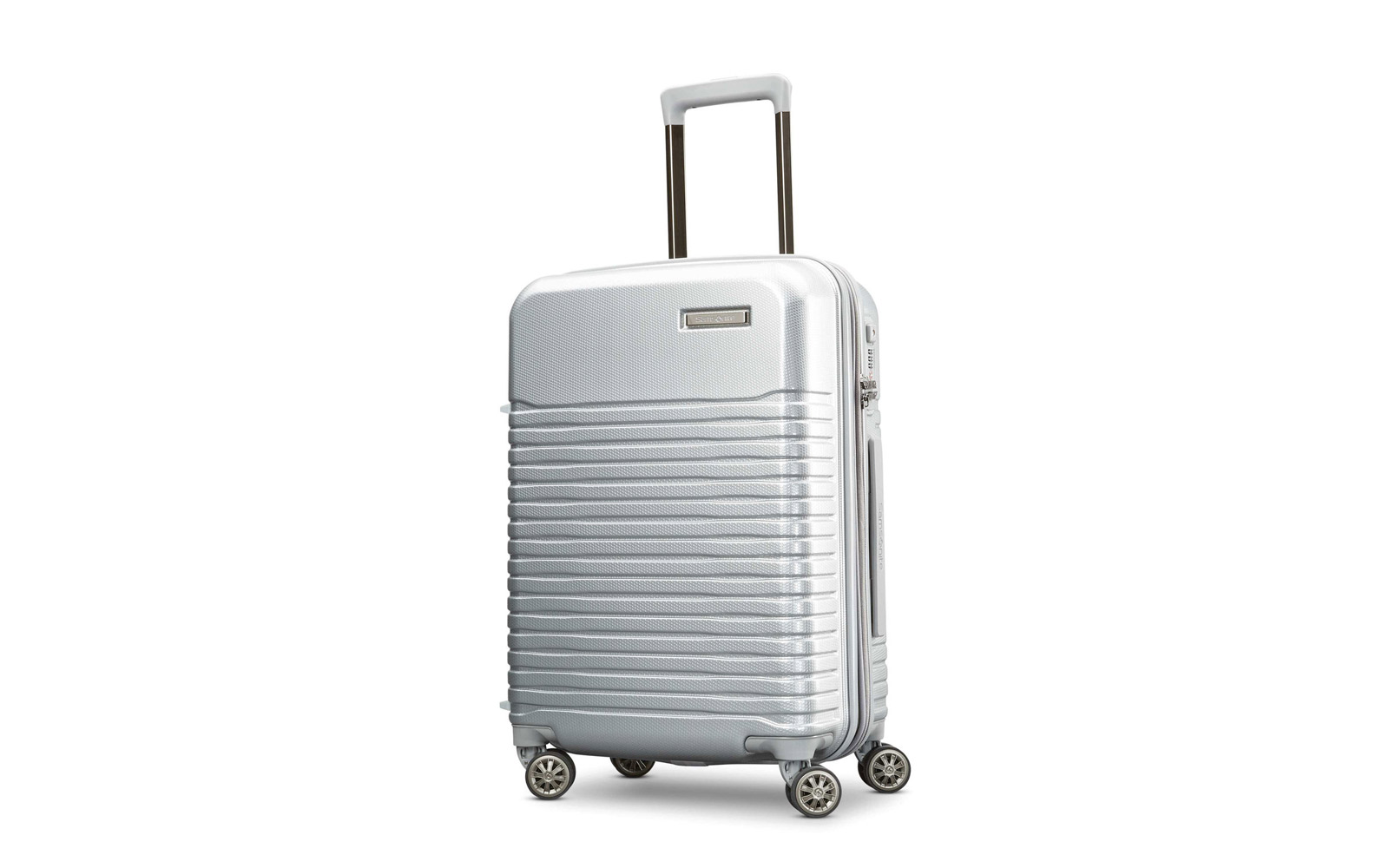 Best Carry-on Spinner: Samsonite Spettro 20-inch Spinner