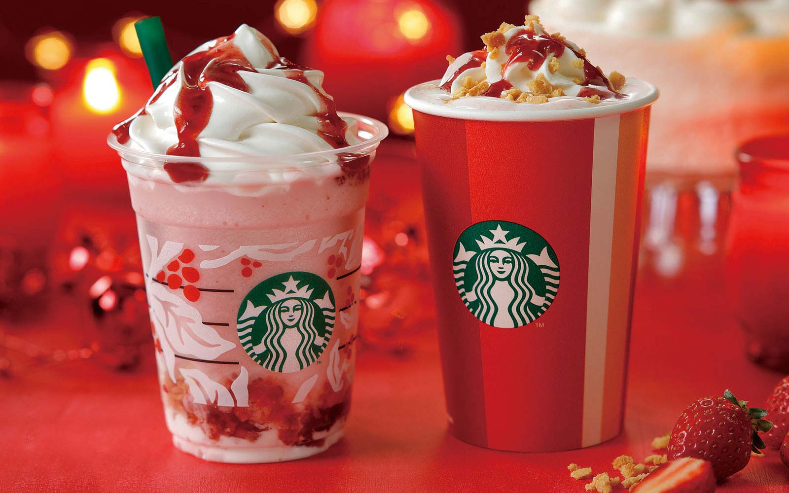 The 12 Best Starbucks Holiday Drinks From Around the World