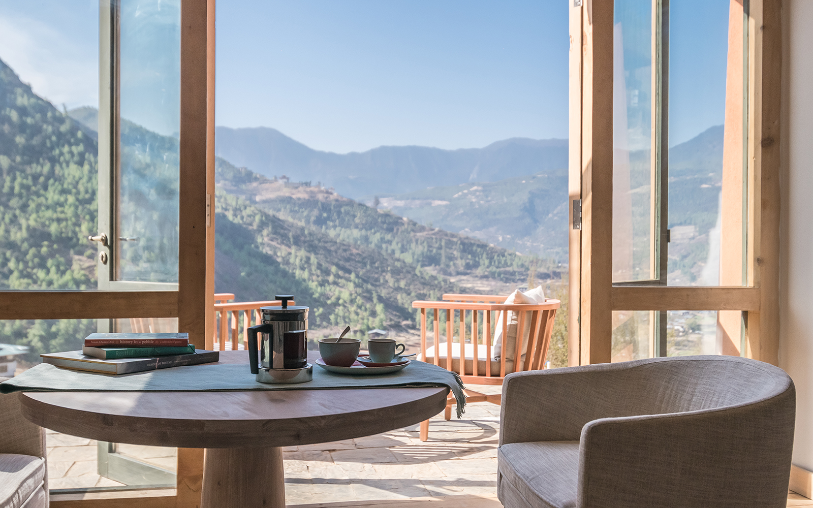 Save Nearly 40% off Stays at Bhutan's Newest Wellness Retreat