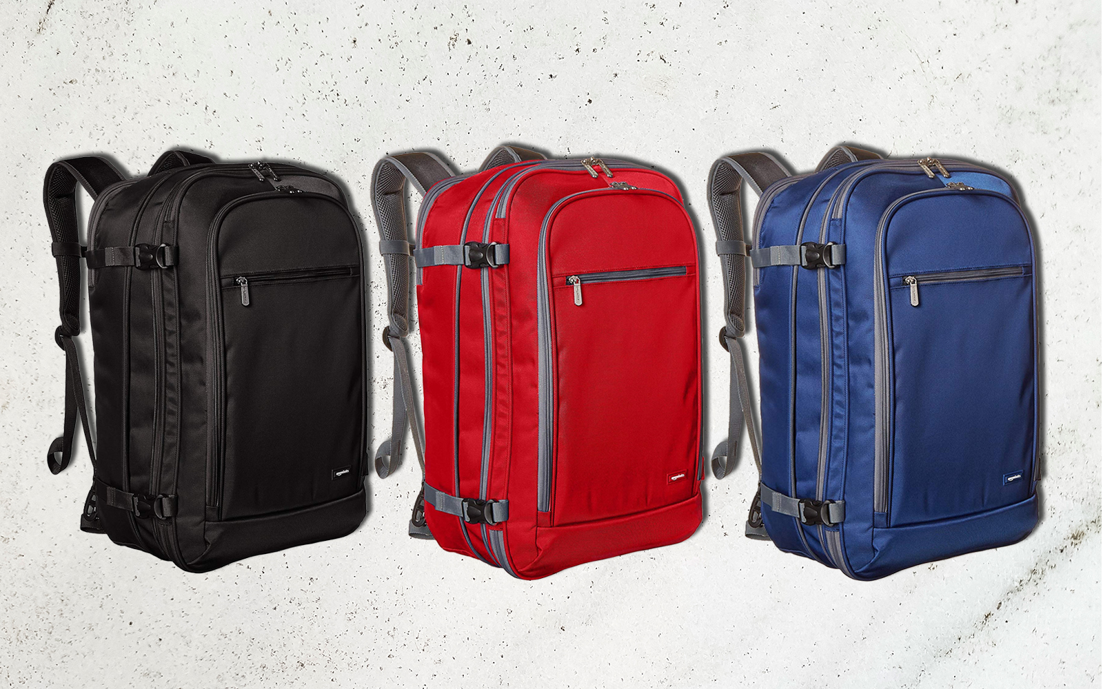 This Travel Backpack Is the Perfect Carry-on, According to Hundreds of Amazon Reviews