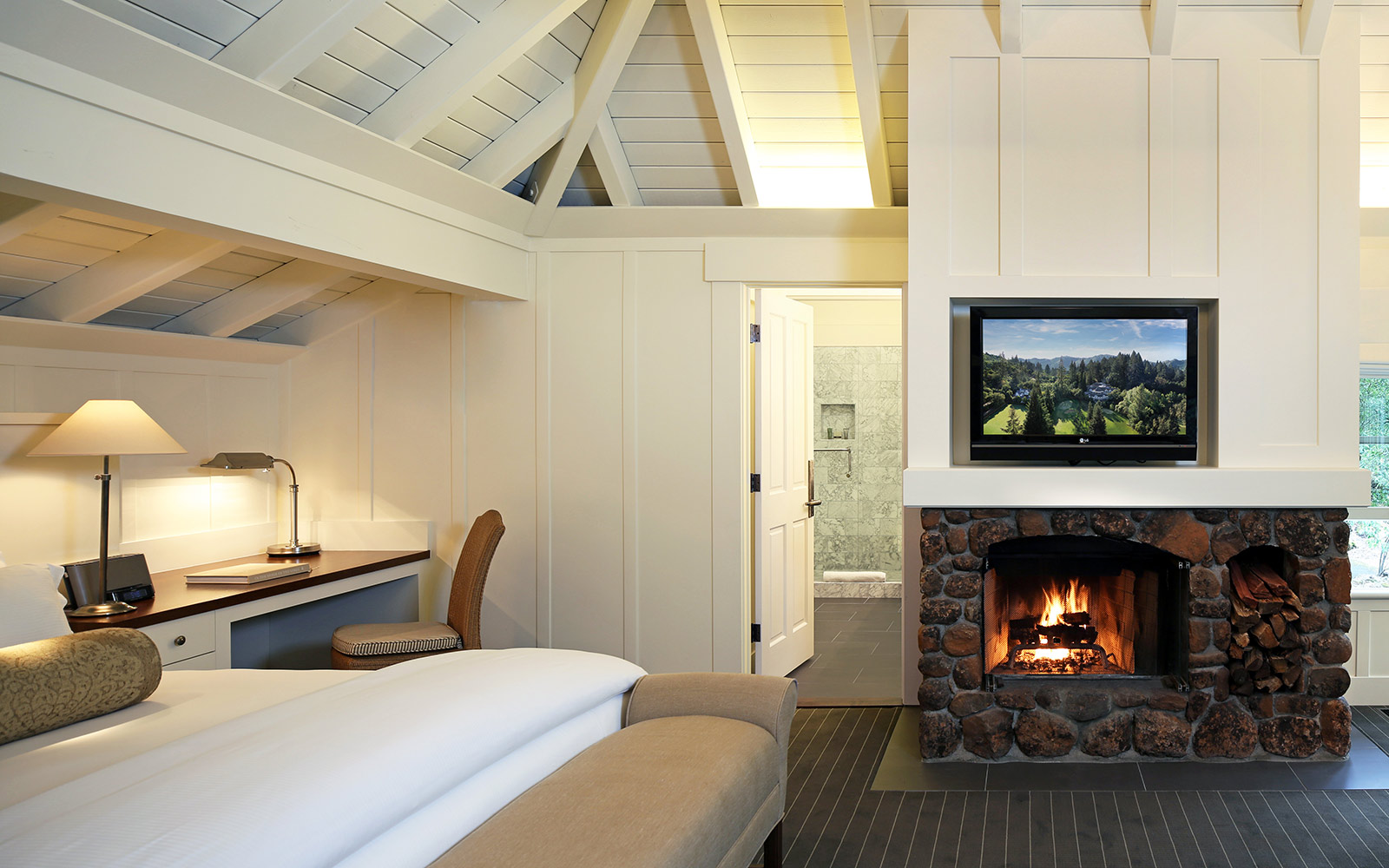 Oakview Room at Meadowood, Napa Valley, California