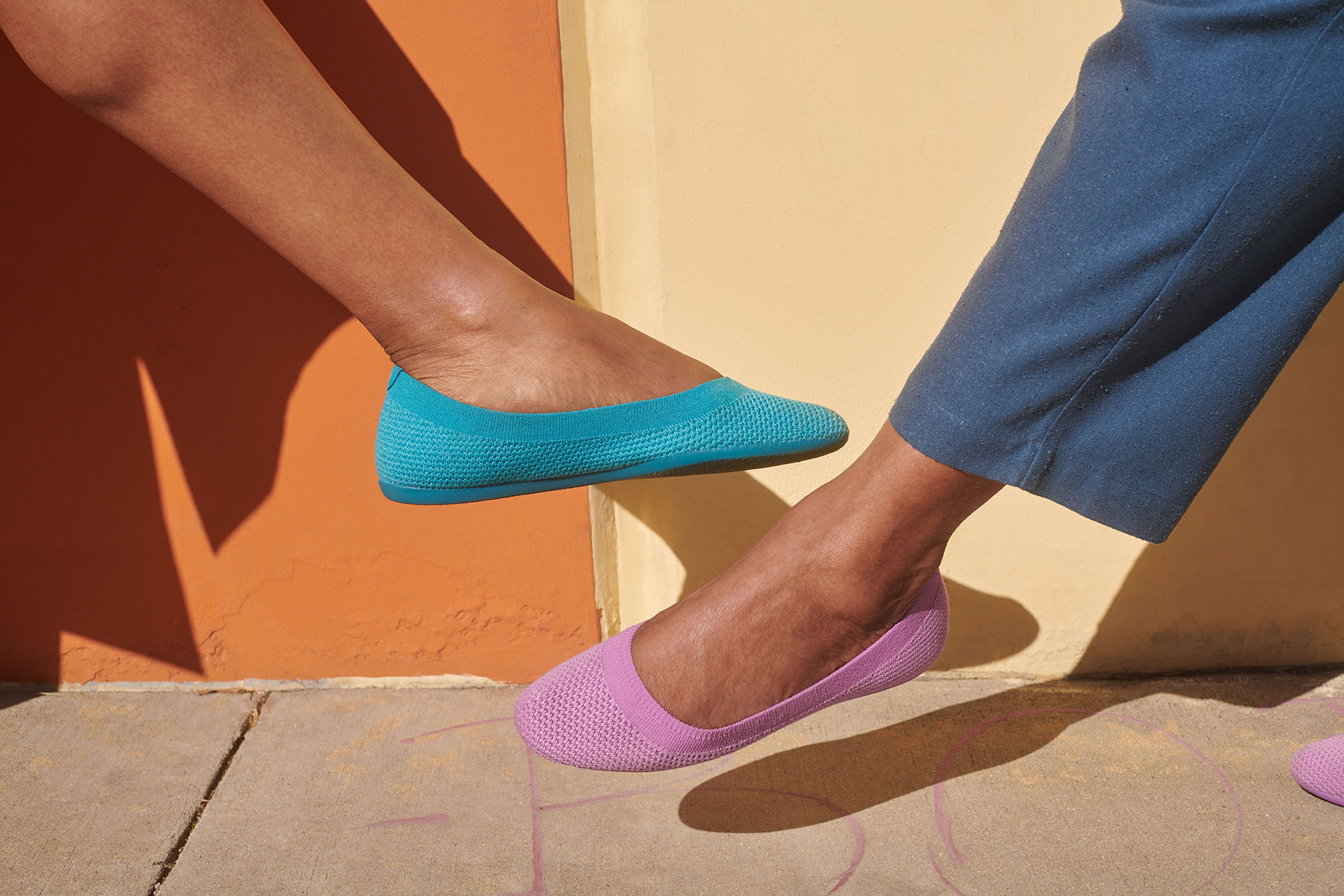 Allbirds Just Launched Your New Favorite Comfy Flats for Traveling