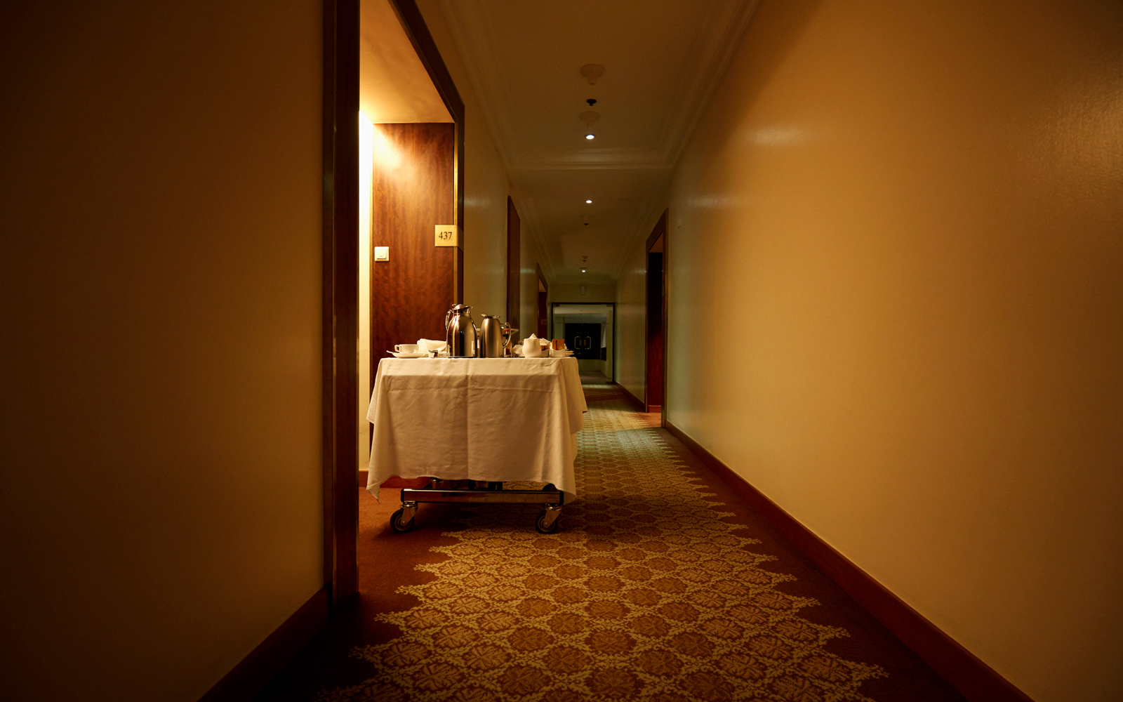 How Much Should You Tip Room Service?