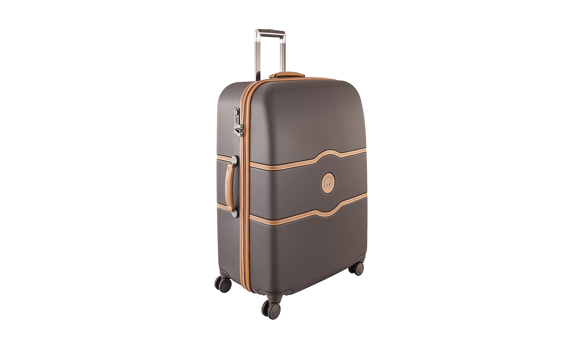 Delsey Paris Luggage Chatelet Hard+ Large Spinner Suitcase
