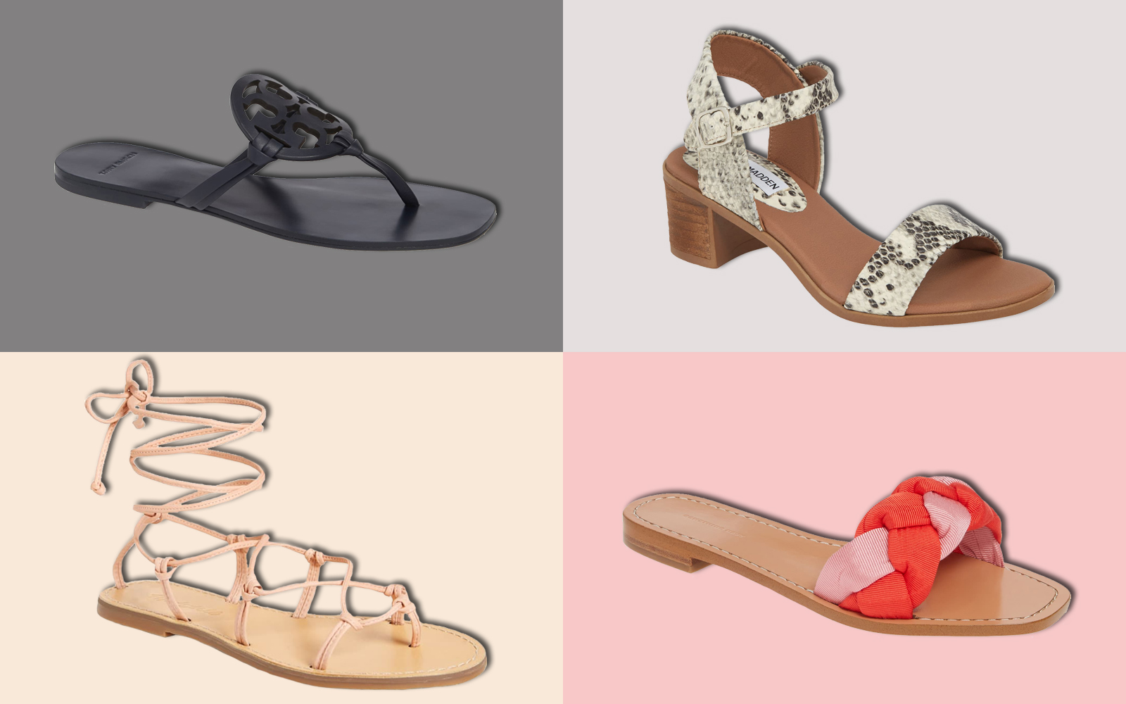 The Best Sandals From Nordstrom's Huge Half-yearly Sale