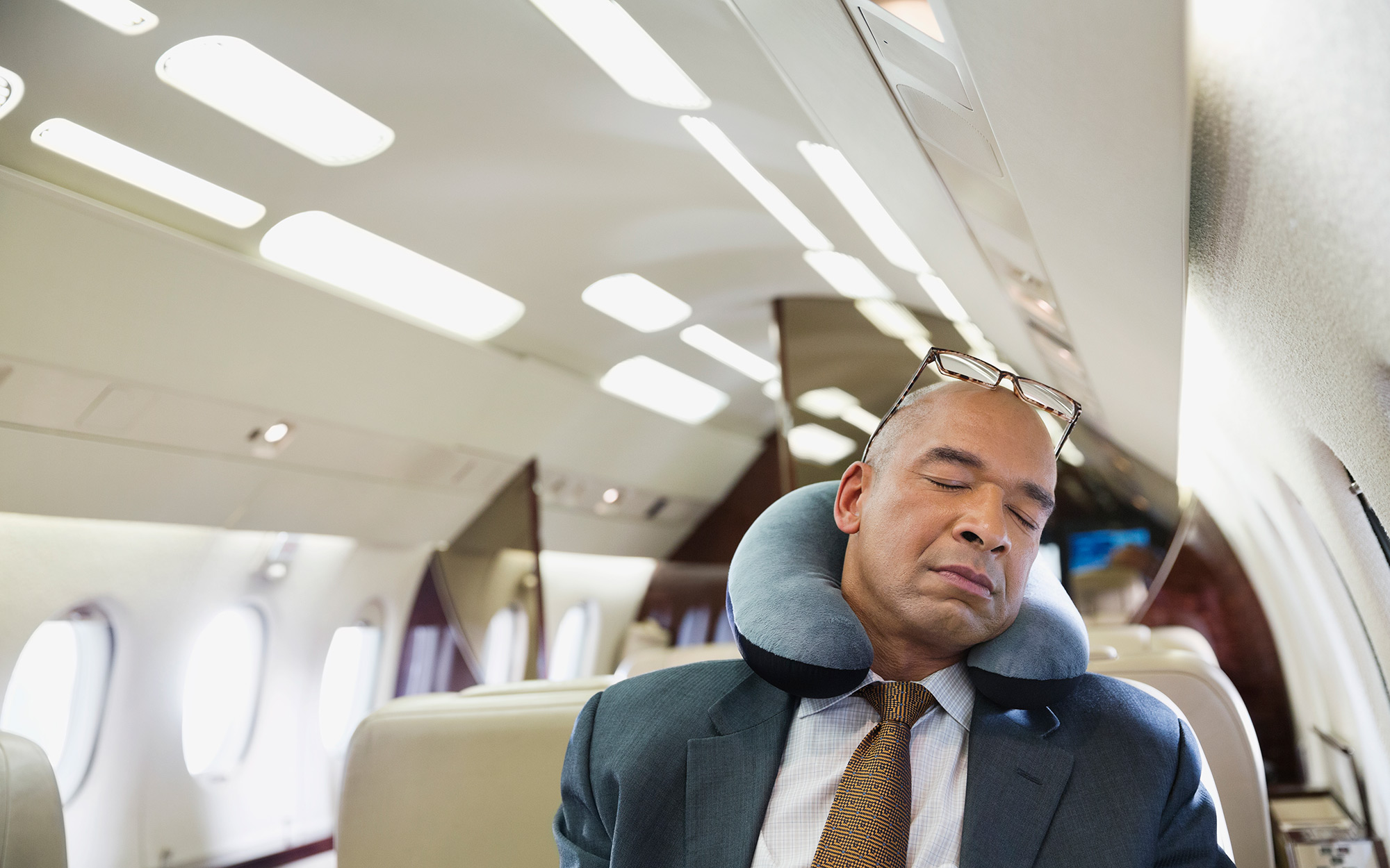 How To Sleep Better While Traveling Travel Leisure