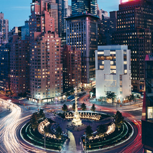 New York City Walking Tour: Columbus Circle