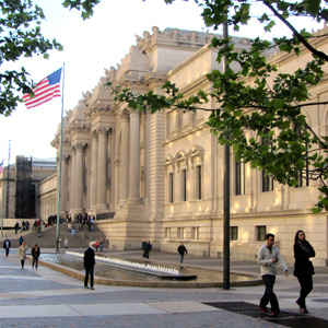 New York City Tour: Metropolitan Museum of Art Area
