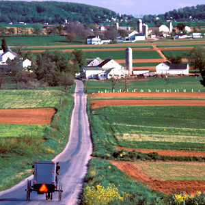 Touring Pennsylvania Dutch Country