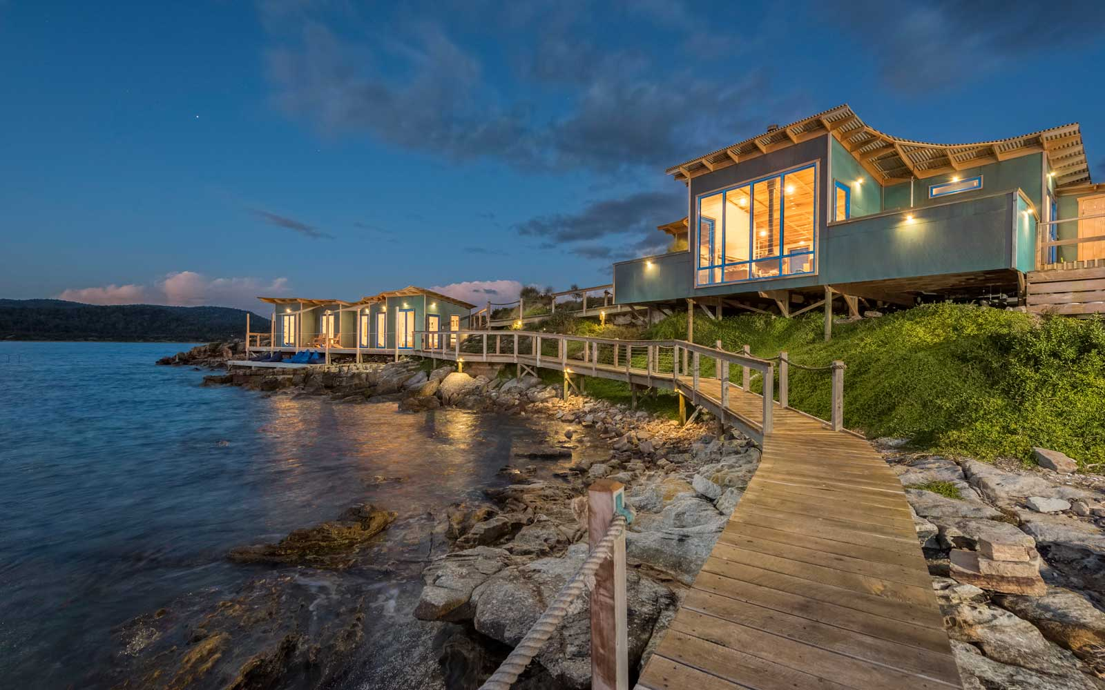Get 34% off Stays on Your Own Private Island in Tasmania