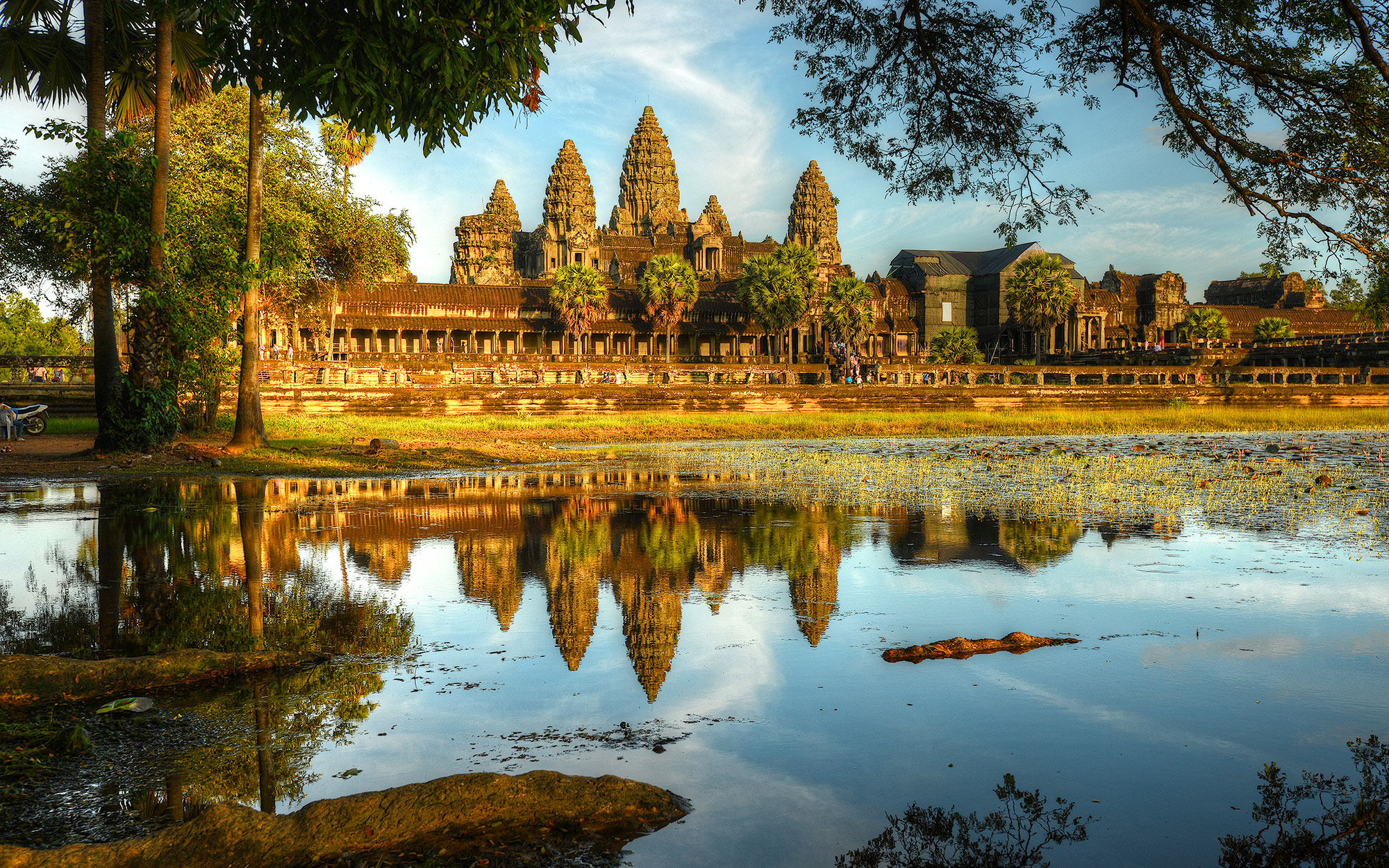 Archaeologists Discover Medieval Cities Hidden in Cambodia's Jungle
