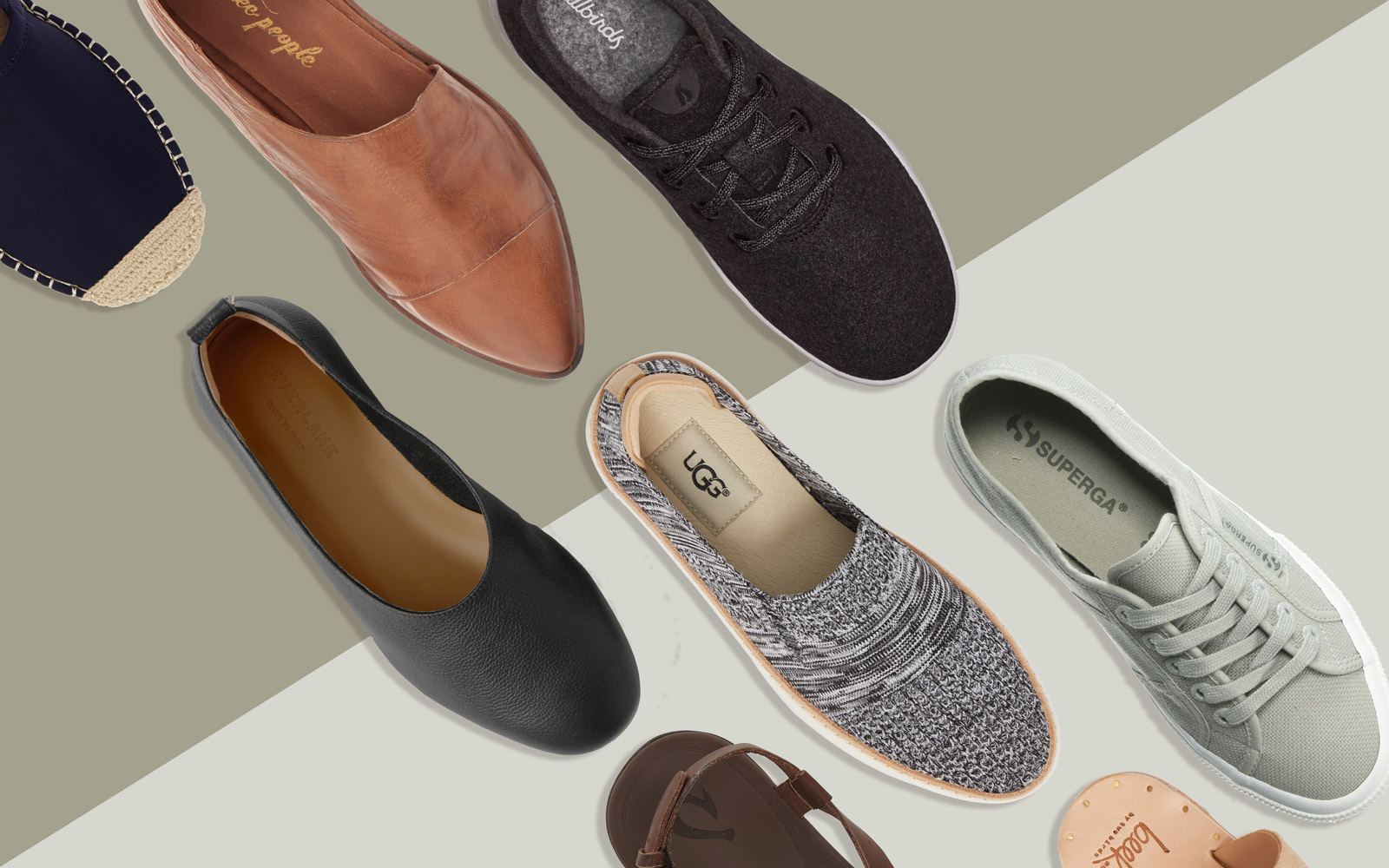 19 Comfy, Travel-friendly Shoes Made for Walking