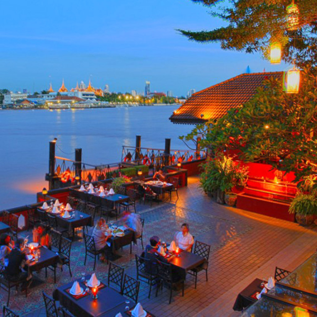 Top Spots for Riverfront Dining in Bangkok | Travel + Leisure