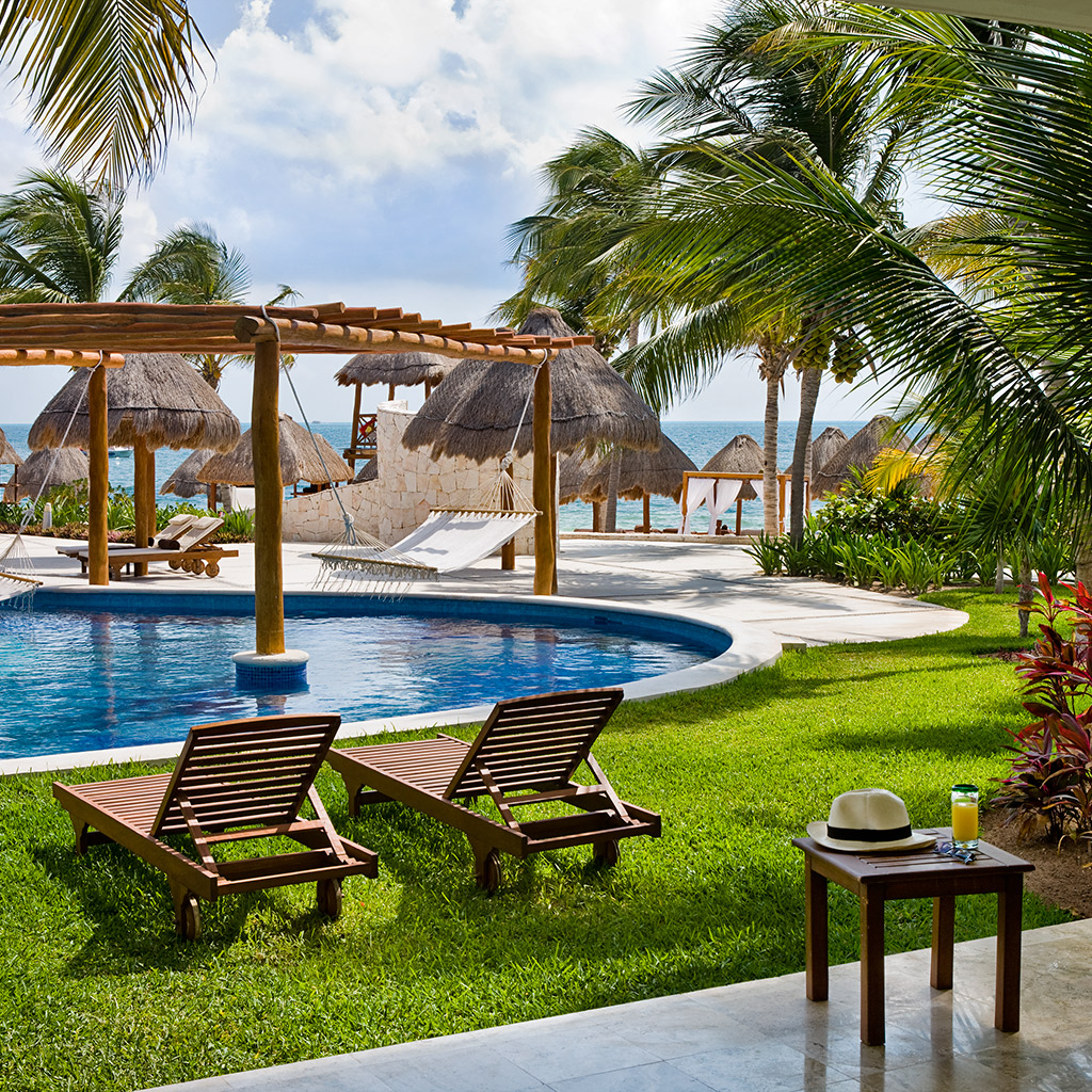 Best places to honeymoon in cancun travel leisure for Best places to go on a honeymoon