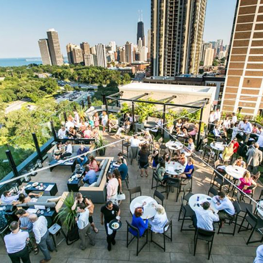 Best Rooftop Bars in Chicago | Travel + Leisure
