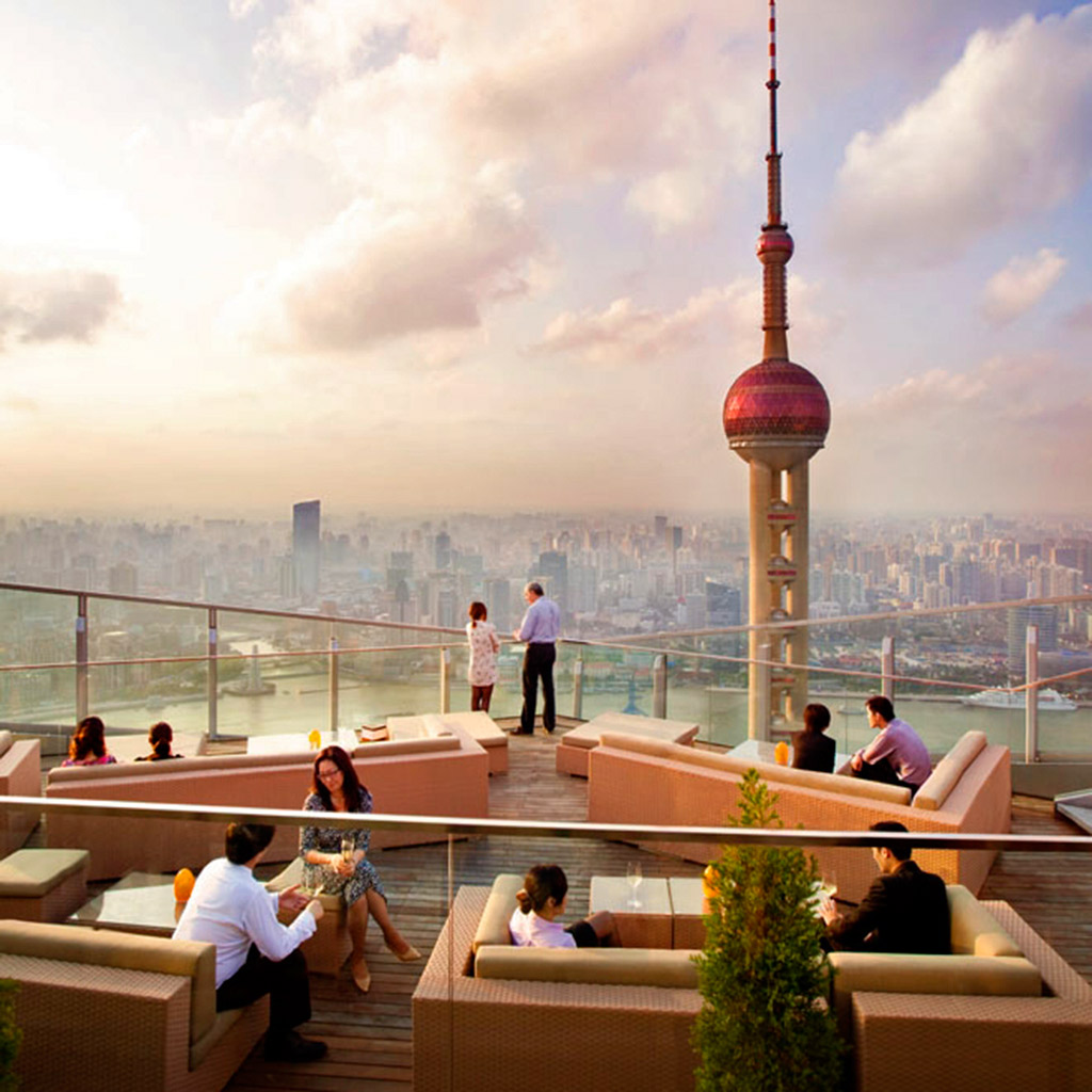 Travel And Leisure Best Hotels Shanghai