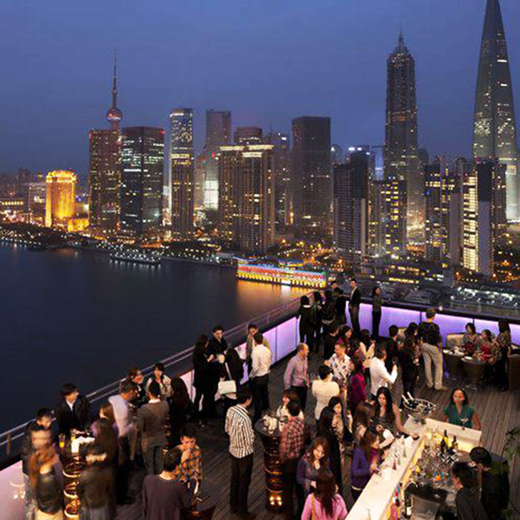Where To Go For Cocktails On The Bund In Shanghai Travel