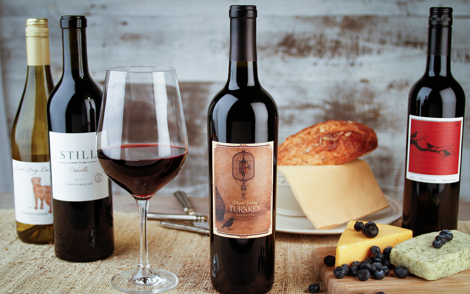 Travel + Leisure Partners with Firstleaf Wine Club