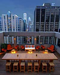 The Hottest Hotel Rooftop Bars