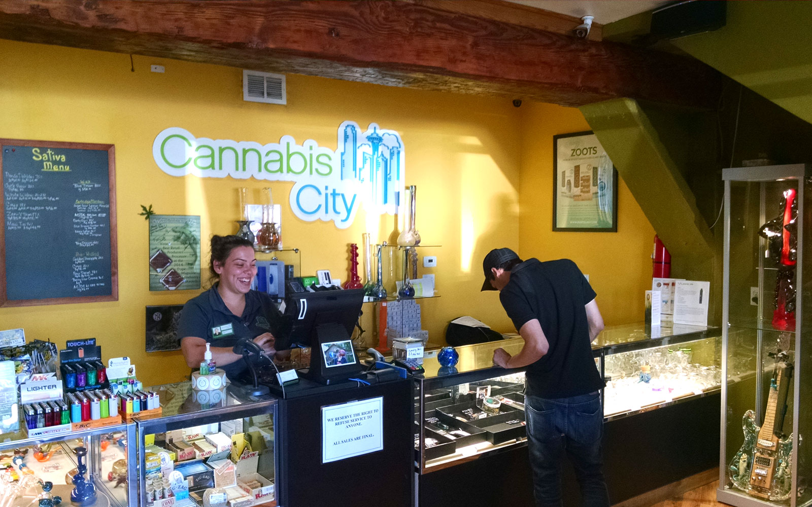 Pot Tourism Growing in Colorado and Washington State