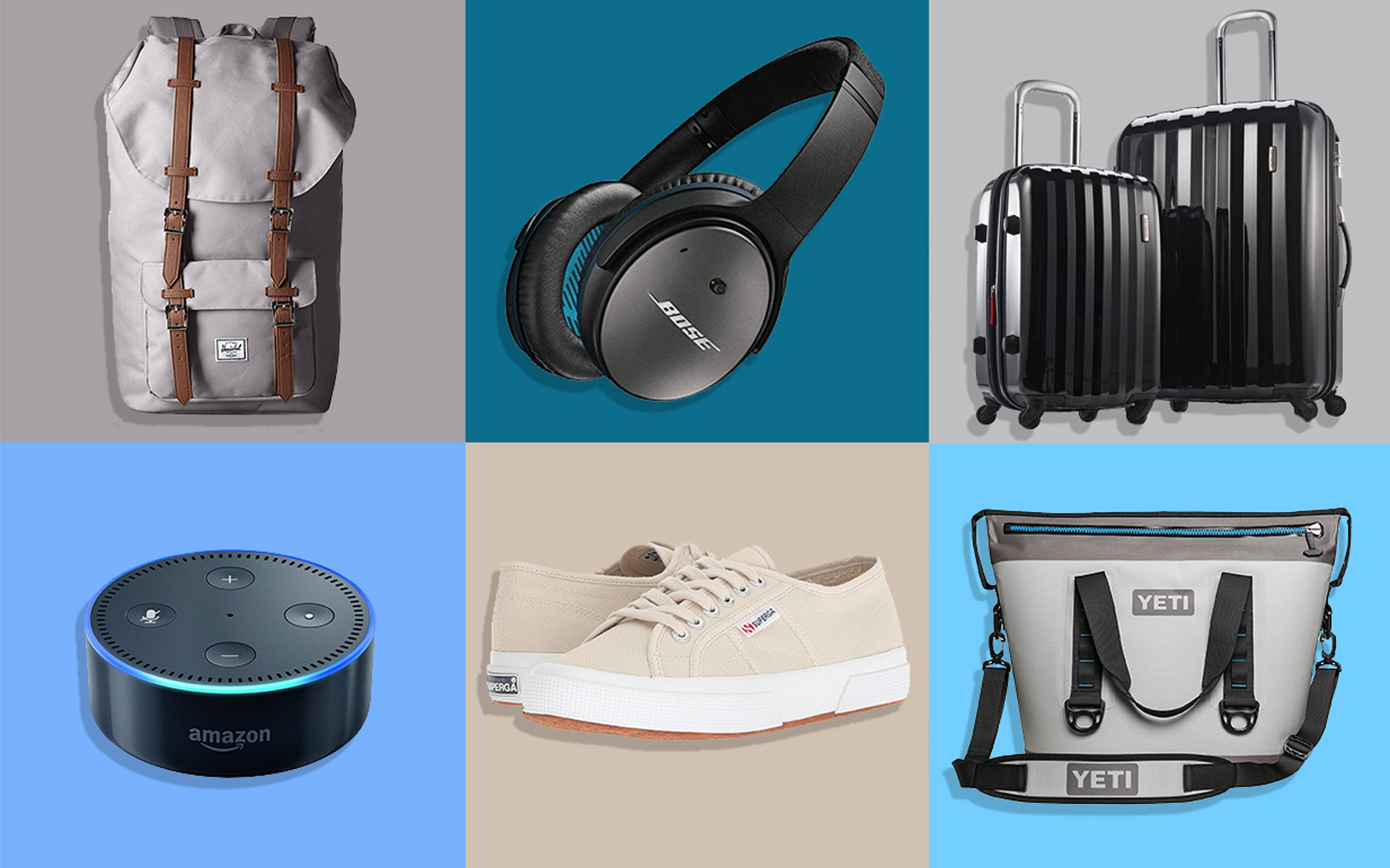 The Best Amazon Prime Day Deals for Travelers