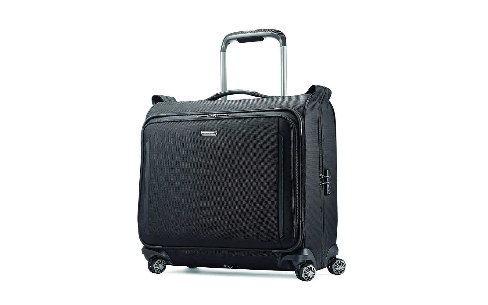 ba7ea8505 Samsonite Silhouette Softside Deluxe Voyager Garment Bag