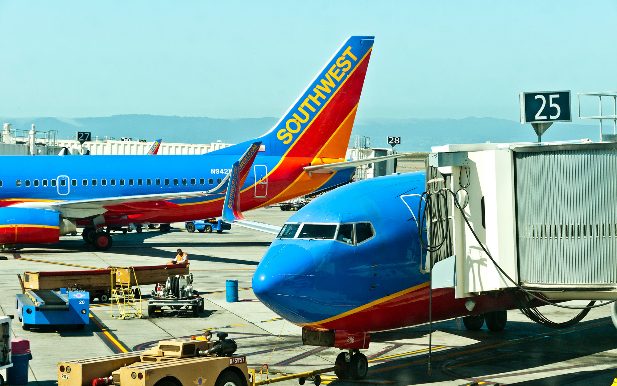 Get Free Flights with Southwest Airline's Companion Pass