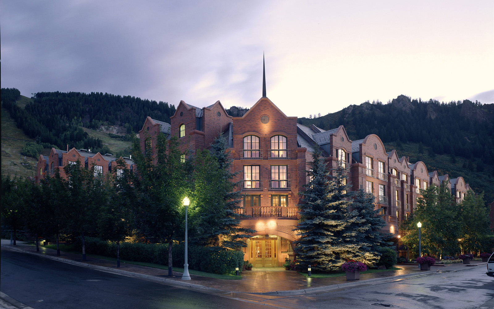 No. 11 St. Regis, Aspen, Colorado
