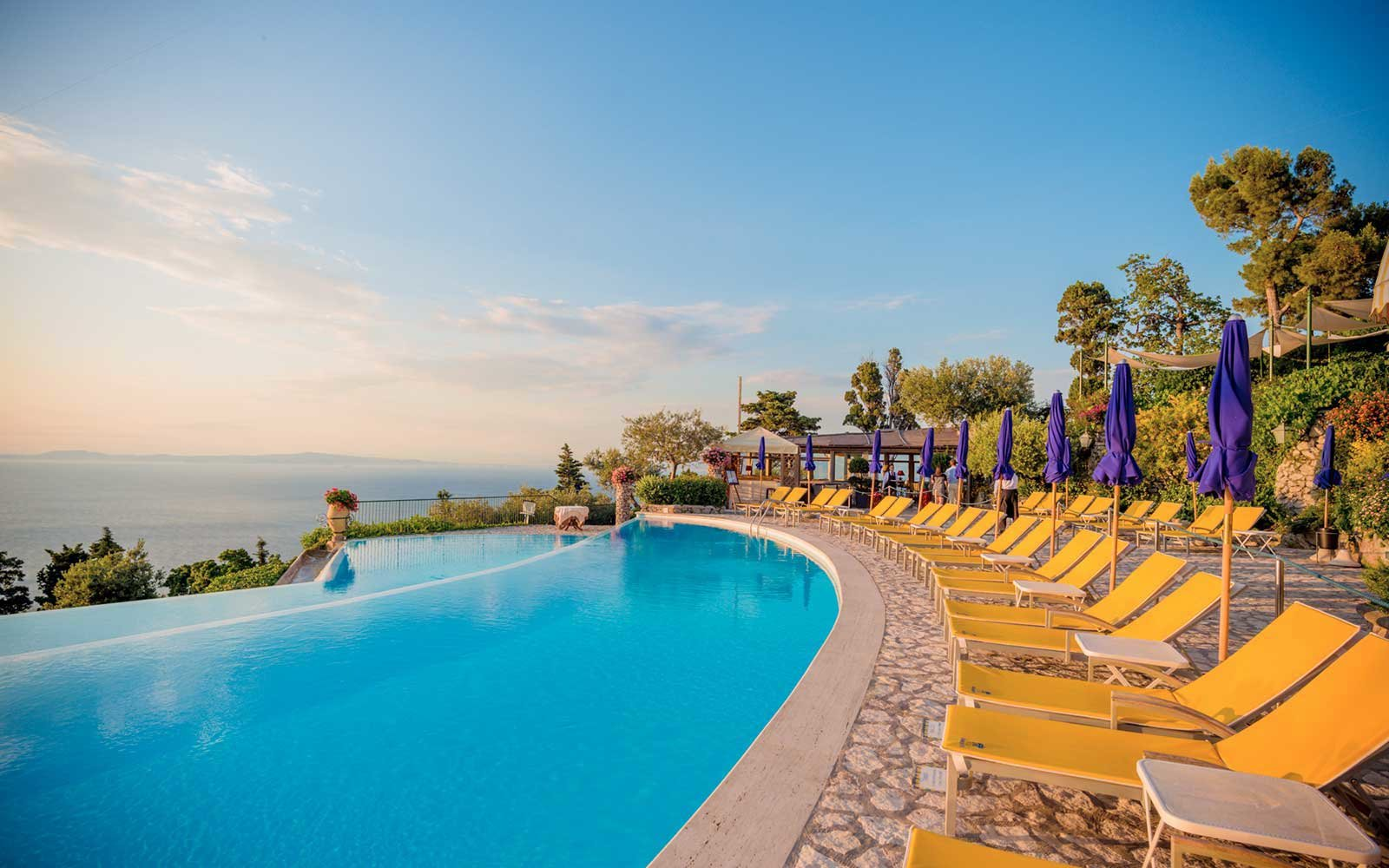 Hotel Caesar Augustus Resort in Europe