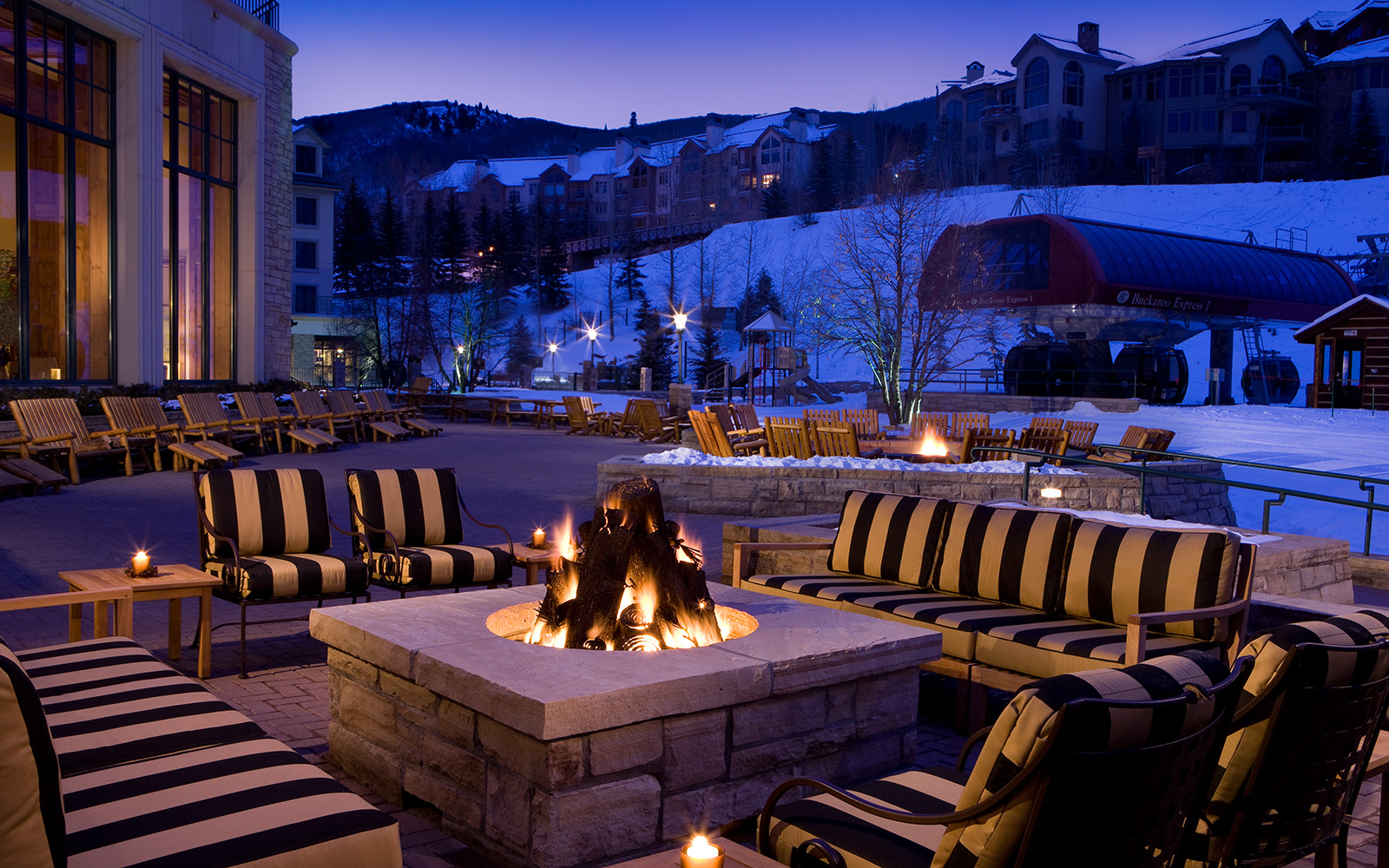 Americas Best Ski Hotels Travel Leisure - The 12 best luxury spa resorts in canada