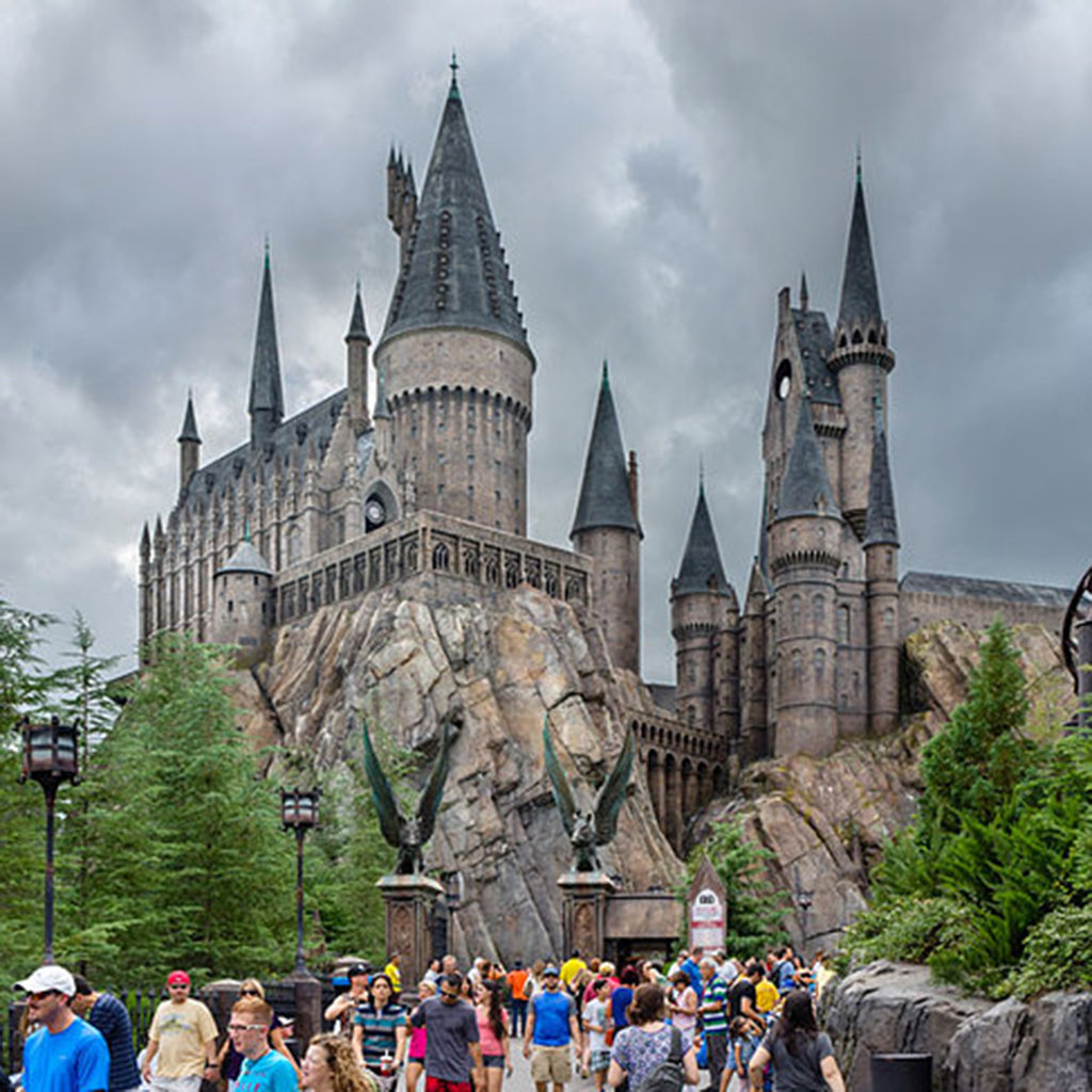 Top 5 Wizarding World Of Harry Potter Attraktioner I-2668