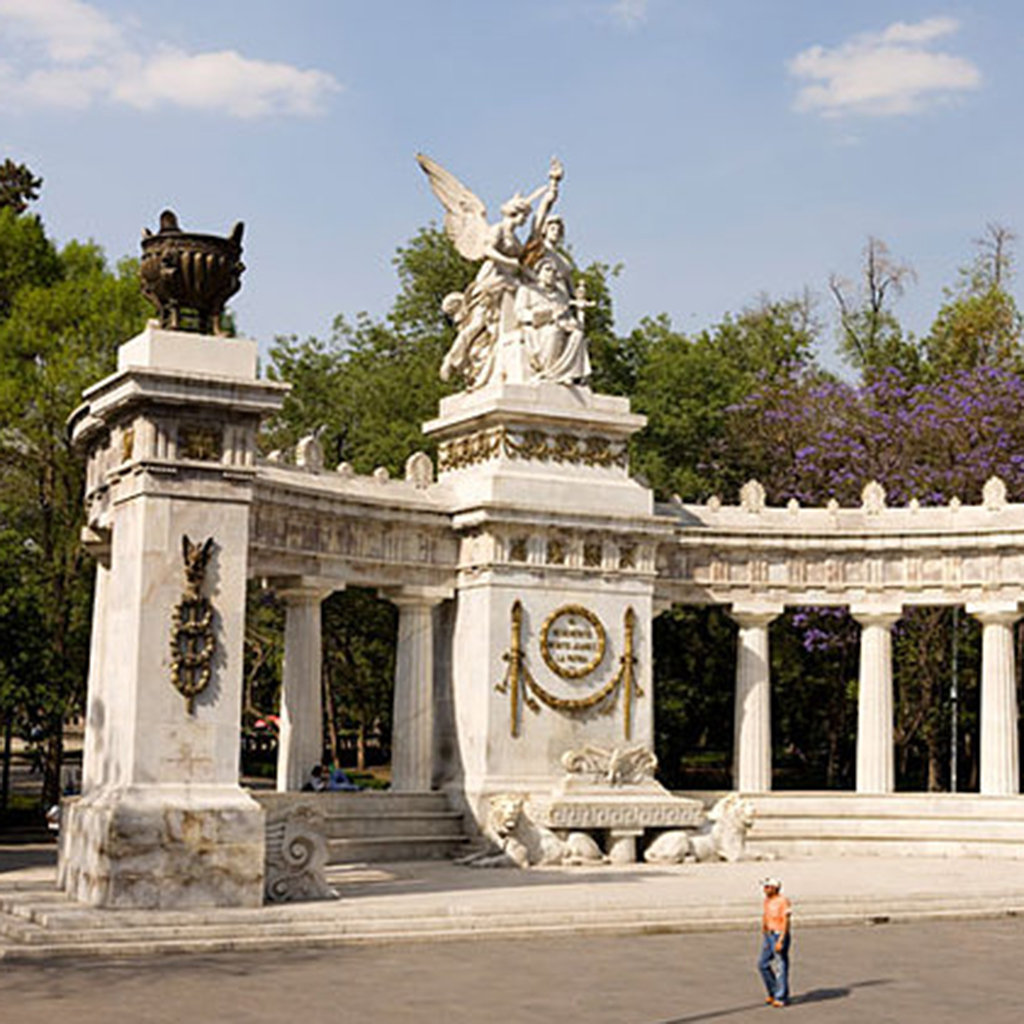 Mexico citys 5 best parks travel leisure mexico citys 5 best parks sciox Gallery