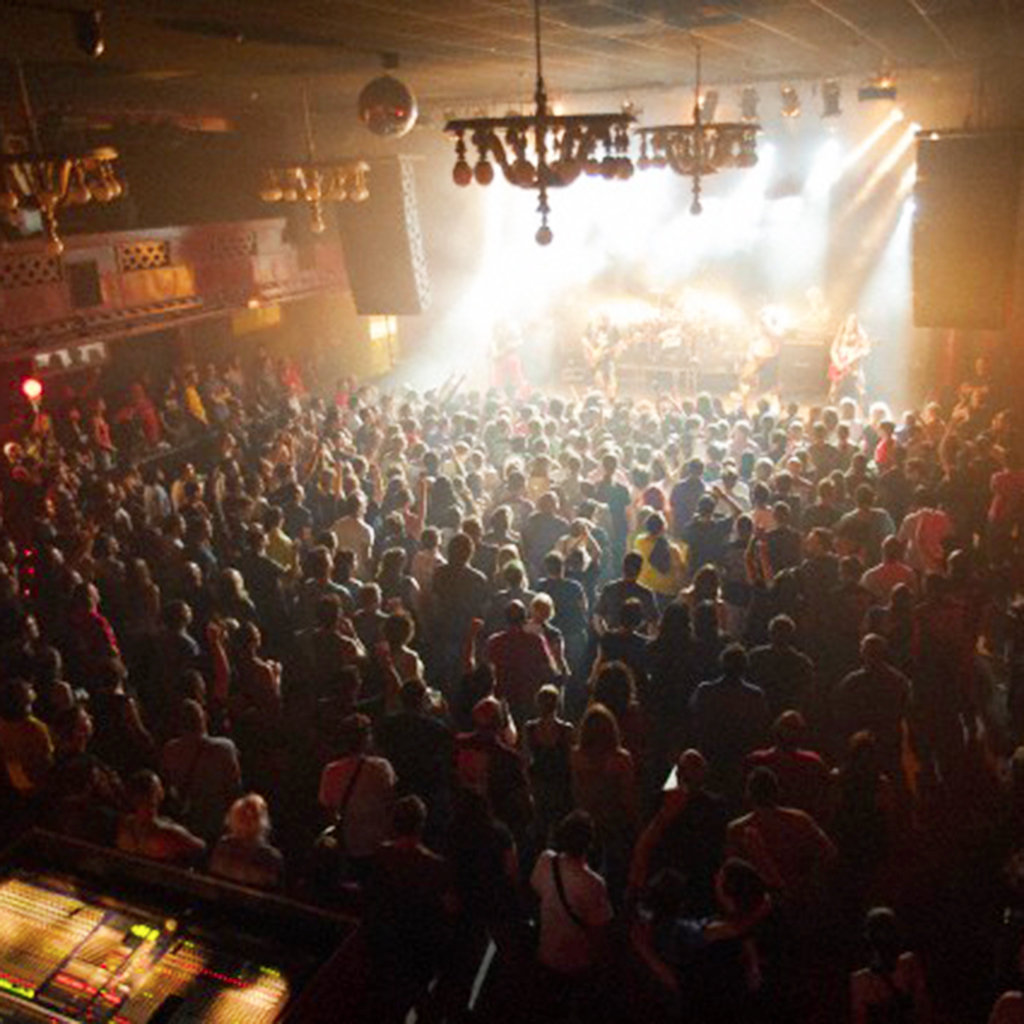 Top Five Live Music Venues In London