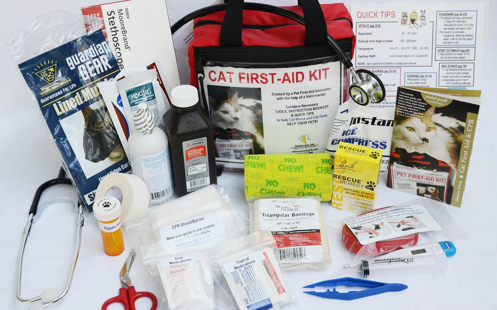 Sunny-Dog Ink's First Aid Kit