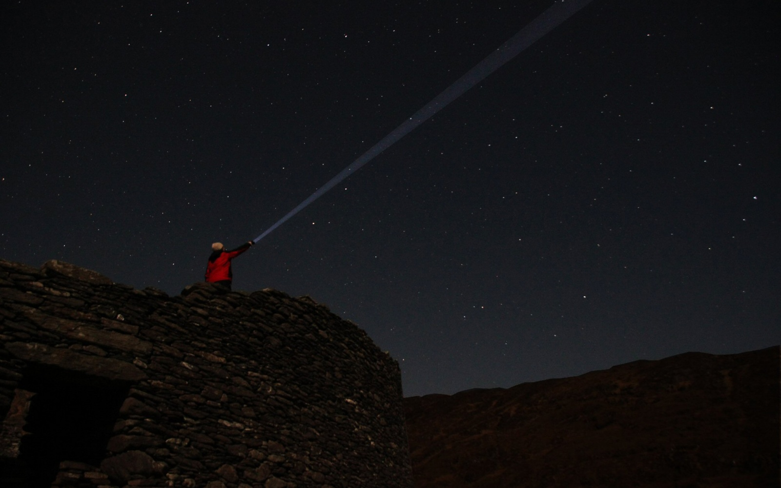 Kerry International Dark-Sky Reserve in Ireland