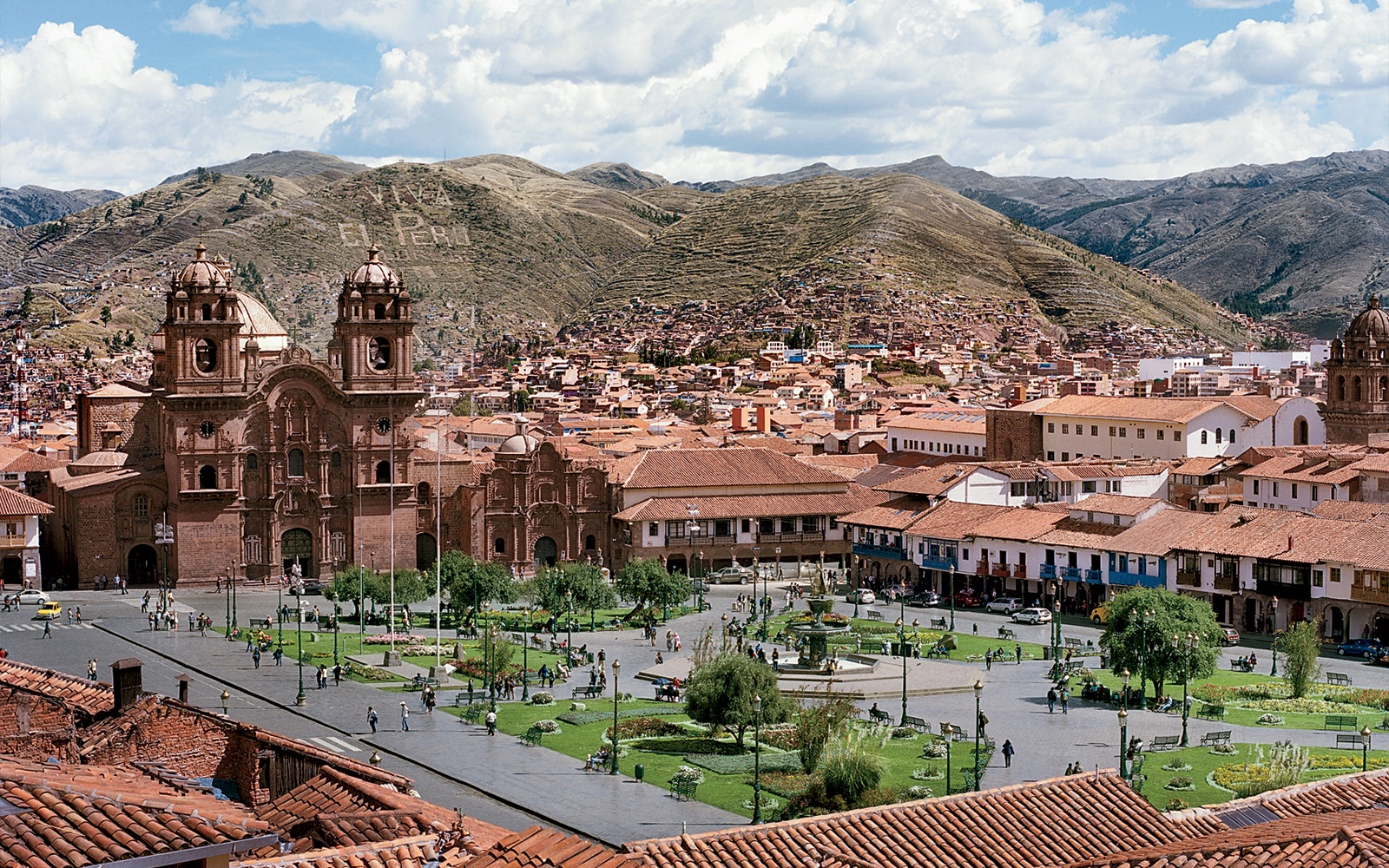 Cuzco Peru A Boom Town Machu Picchu Built Travel Leisure