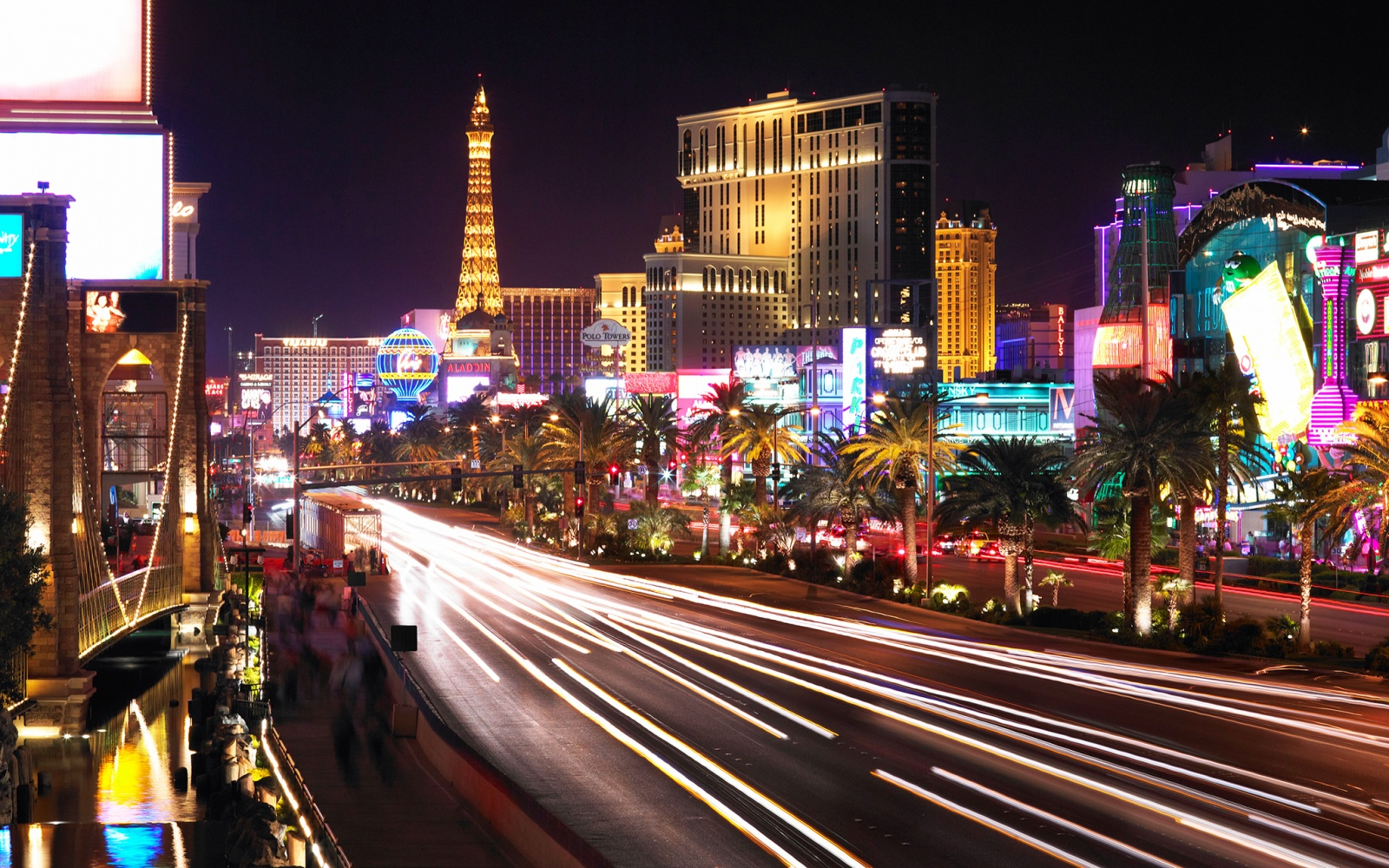 music, city, Las Vegas