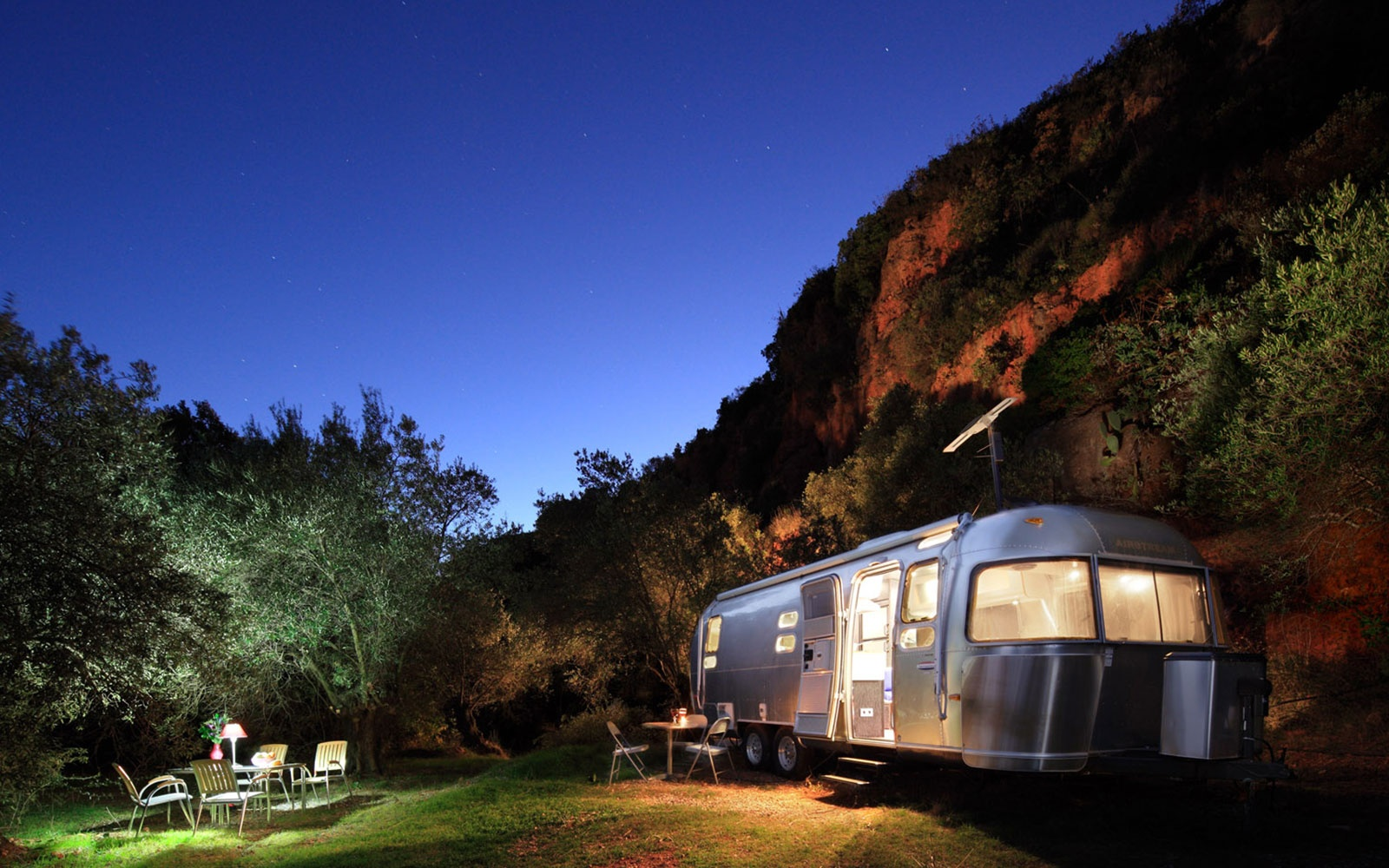 The Classic Airstream