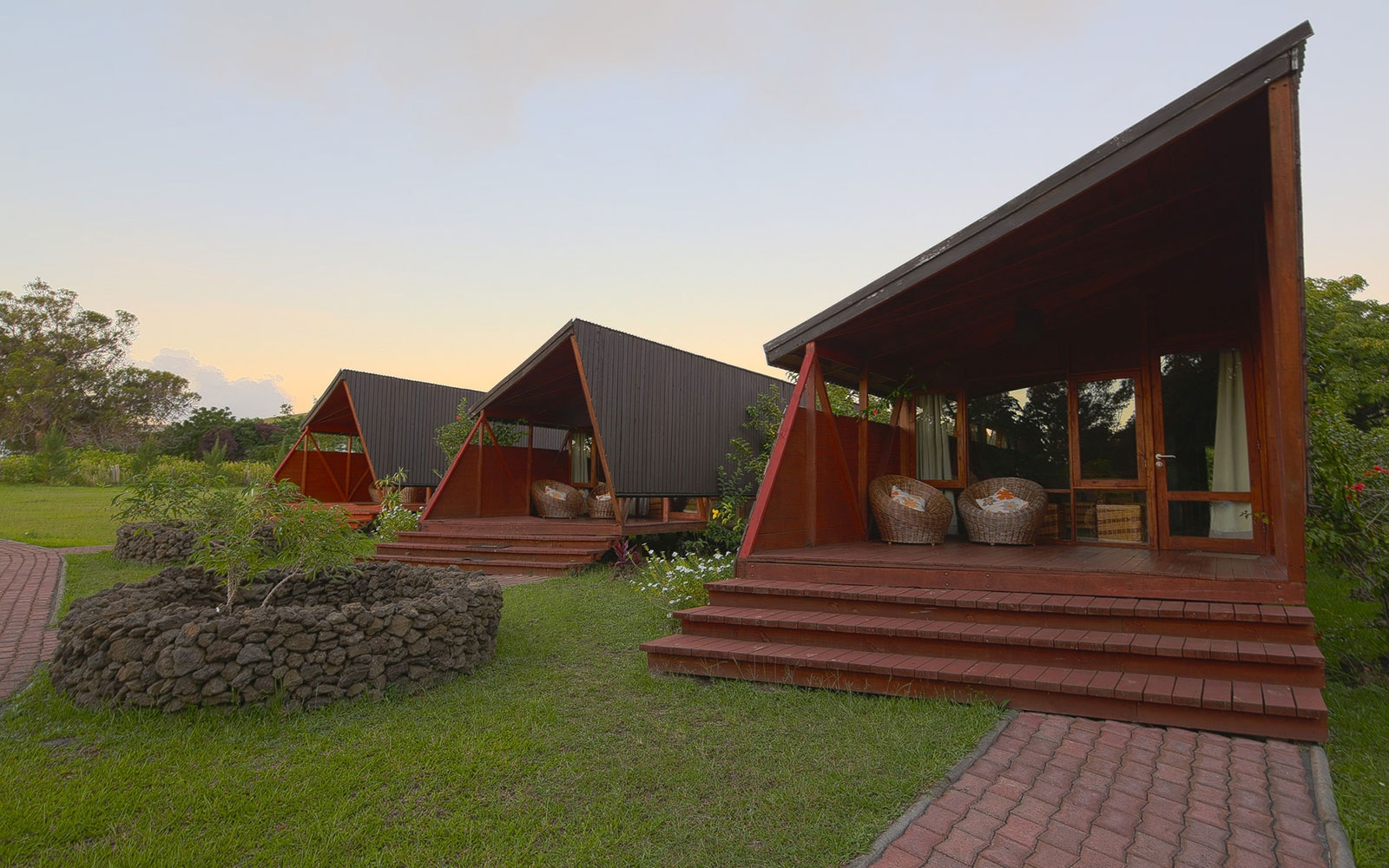 Morerava Cabins on Easter Island