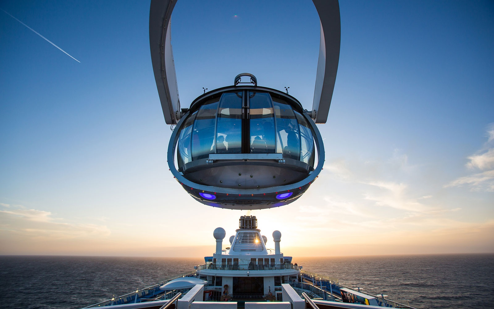'North Star' on Royal Caribbean's Quantum of the Seas and Anthem of the Seas