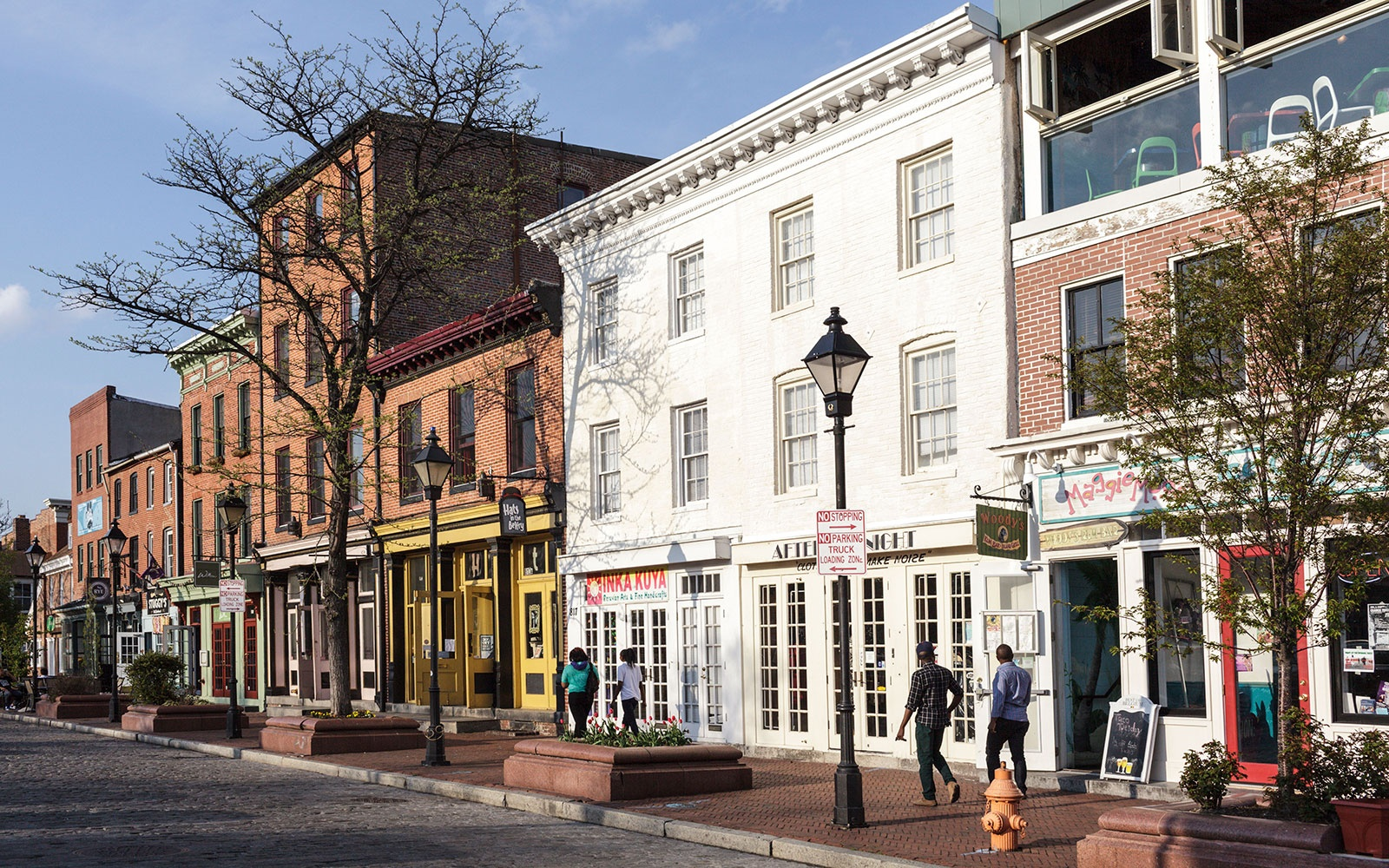 America's 20 Most Charming Cities 2015